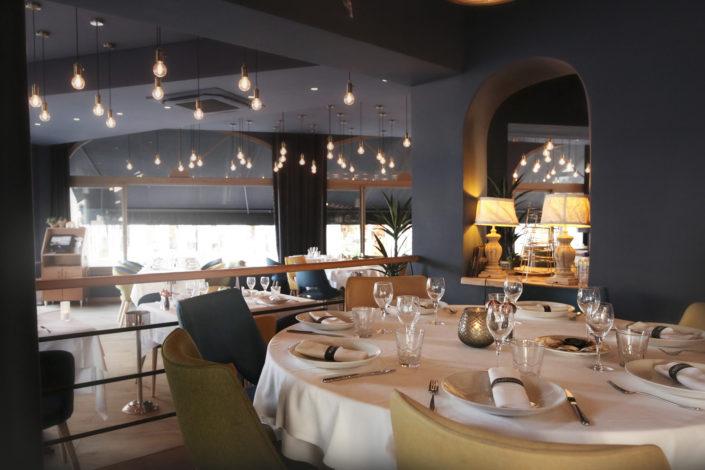 Restaurant L'Institution by Brocherie Mandelieu Spécialités de poissons et fruits de mer à Juan-les-Pins - Le menu marin