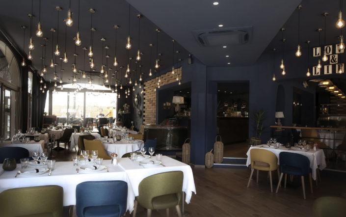 Restaurant L'Institution by Brocherie Mandelieu Spécialités de poissons et fruits de mer à Juan-les-Pins